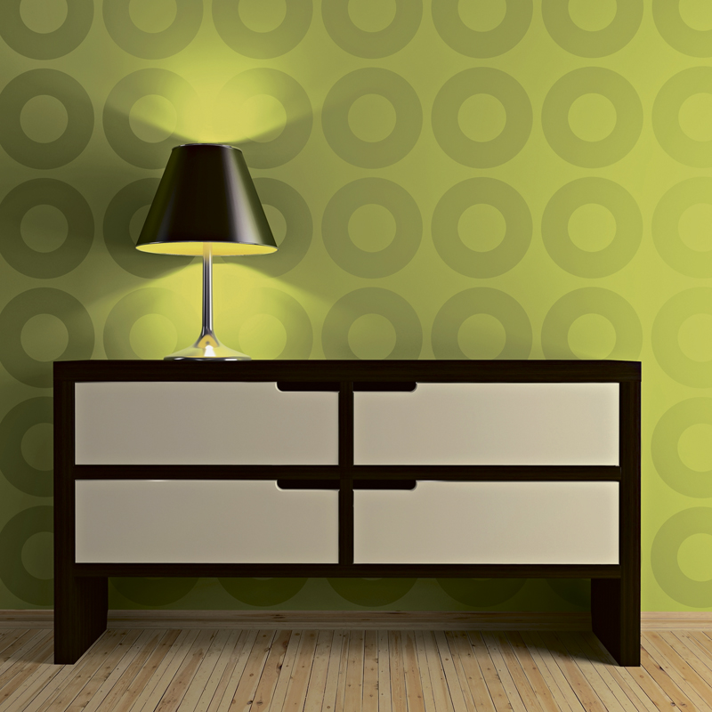 les secrets de la pose du papier peint habitation r novation d coration. Black Bedroom Furniture Sets. Home Design Ideas